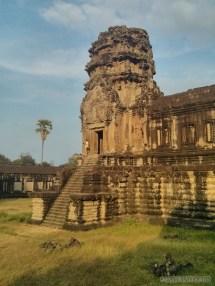 Angkor Archaeological Park - Angkor Wat 14