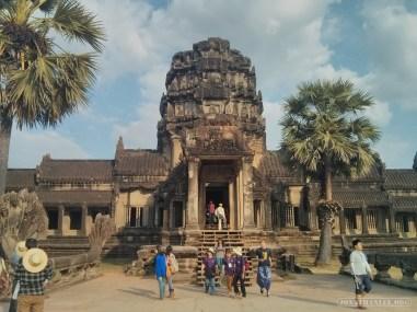 Angkor Archaeological Park - Angkor Wat 2