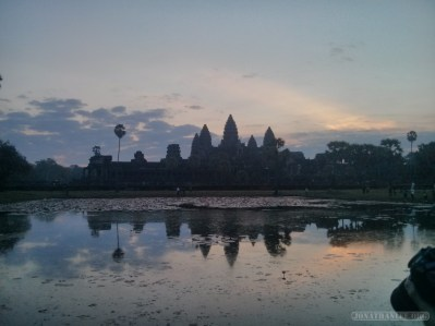 Angkor Archaeological Park - Angkor Wat sunrise 10