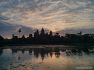 Angkor Archaeological Park - Angkor Wat sunrise 14