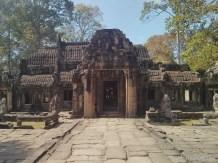 Angkor Archaeological Park - Banteay Kdei 2
