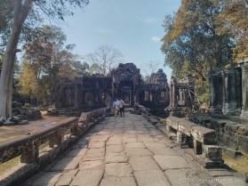 Angkor Archaeological Park - Banteay Kdei 3