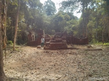 Angkor Archaeological Park - Banteay Kdei 5