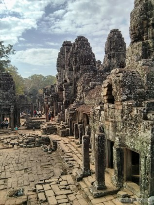 Angkor Archaeological Park - Bayon 15
