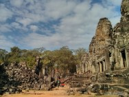 Angkor Archaeological Park - Bayon 16
