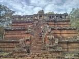 Angkor Archaeological Park - Phimeanakas 2