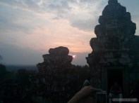 Angkor Archaeological Park - Phnom Bakheng sunset 3