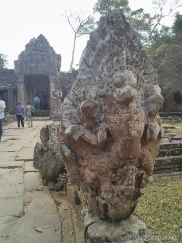 Angkor Archaeological Park - Preah Khan 4