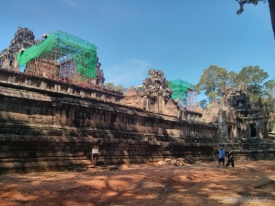 Angkor Archaeological Park - Ta Keo 1