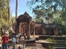 Angkor Archaeological Park - Ta Prohm 3