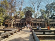 Angkor Archaeological Park - Ta Prohm 4