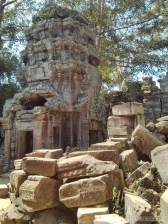 Angkor Archaeological Park - Ta Prohm 9