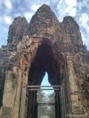 Angkor Archaeological Park - south gate 2