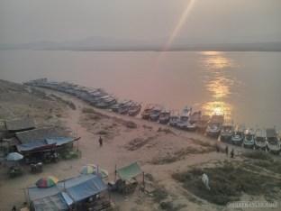 Bagan - Bupaya vier view 1