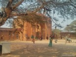 Bagan - Dhammayangi hanging dolls