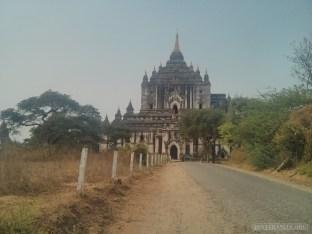 Bagan - Thatbyinnyu 1