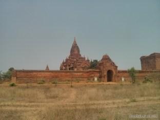 Bagan - first stupa lawka chanthar 2