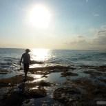 Bali travel - Tannah Lot sun 1