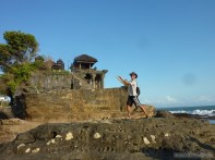 Bali travel - presenting Tannah Lot