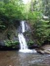 Bali travel - waterfall 2