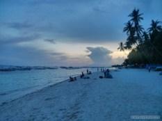 Bohol - Panglao beach sunset