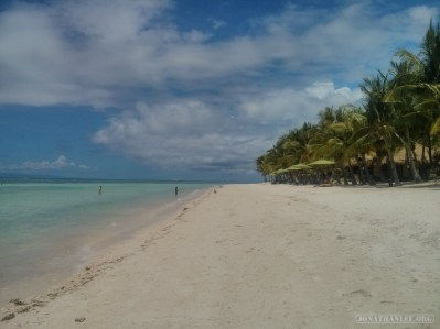Bohol - hidden beach 7