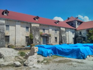 Bohol tour - Baclayon church 1
