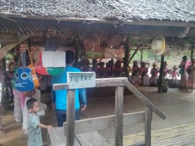 Bohol tour - Loboc river cruise performance 1