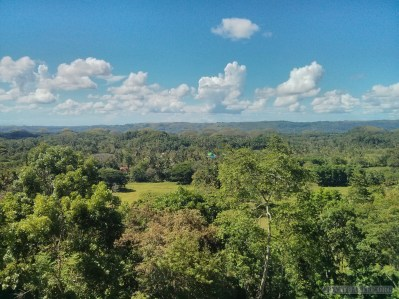 Bohol tour - chocolate hills views 1