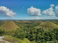 Bohol tour - chocolate hills views 5