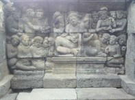 Borobudur - mural 3