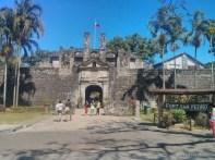 Cebu - Fort San Pedro 1
