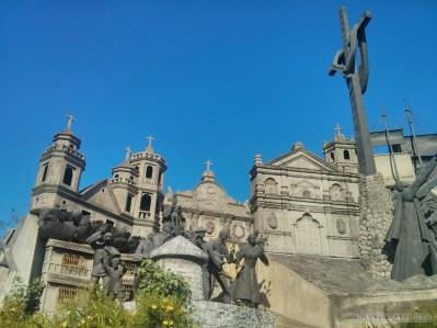 Cebu - heritage of Cebu monument 1