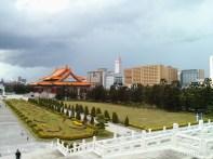 Chiang Kai-Shek memorial - landscape 1