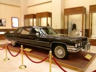 Chiang Kai-Shek memorial - presidential car