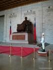Chiang Kai-Shek memorial - statue