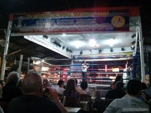 Chiang Mai - Muay Thai boxing 1