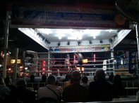 Chiang Mai - Muay Thai boxing 3