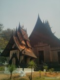 Chiang Rai - black house building 2