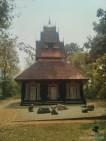 Chiang Rai - black house building 4