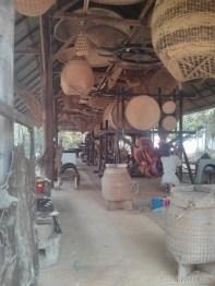 Chiang Rai - black house inside 2