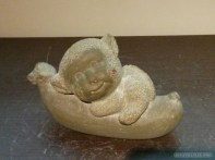 Chiayi - Chiayi museum carving 1
