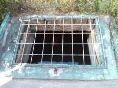 Chiayi - Chiayi old jail watery cell