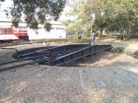 Chiayi - railway park turntable
