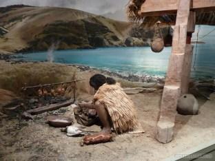 Christchurch - Cantebury museum Maori