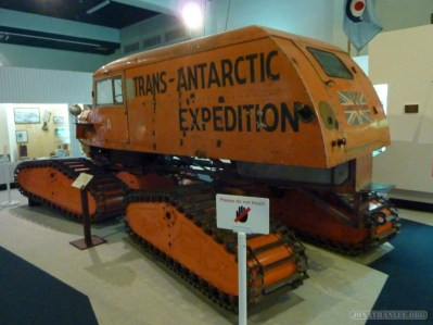 Christchurch - Cantebury museum arctic expedition 2