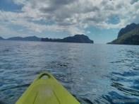 El Nido - kayaking 5