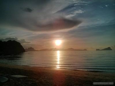 El Nido - las cabanas sunset 1