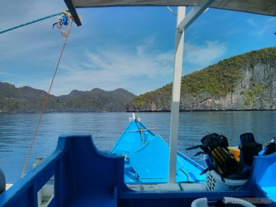 El Nido - scuba diving trip 1