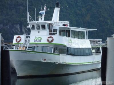 Fiordlands - cruise